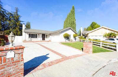 Thousand Oaks Single Family Home Active Under Contract: 2466 Dillon Court