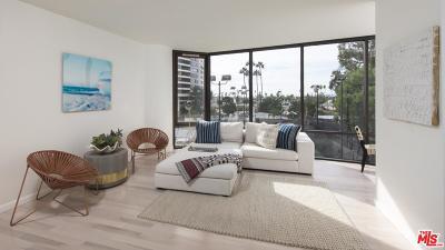 Marina Del Rey Condo/Townhouse Sold: 4316 Marina City Drive #301G