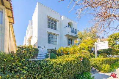 Santa Monica Condo/Townhouse Active Under Contract: 1248 24th Street #1
