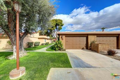 Rancho Mirage Condo/Townhouse For Sale: 130 La Cerra Drive