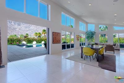 Palm Springs Single Family Home For Sale: 280 Lautner Lane