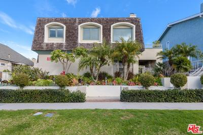 Redondo Beach Condo/Townhouse Active Under Contract: 110 South Guadalupe Avenue #3
