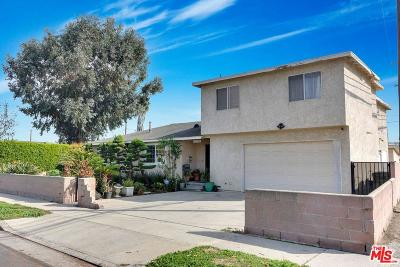Los Angeles County Single Family Home For Sale: 11948 Beatrice Street