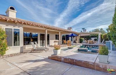 Rancho Mirage Single Family Home Active Under Contract: 26 Via Elegante