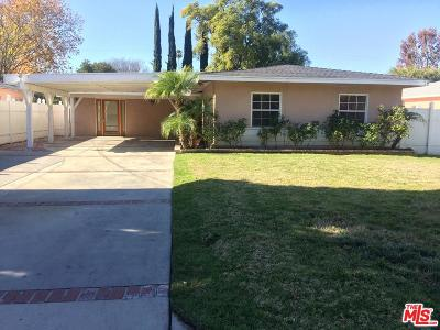 Woodland Hills Single Family Home Sold: 6701 Glade Avenue