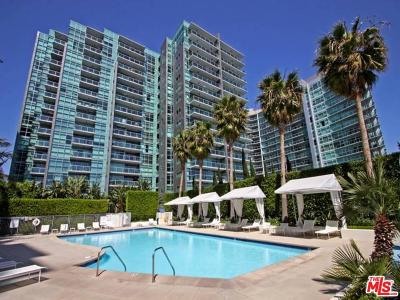 Marina Del Rey Rental For Rent: 13700 Marina Pointe Drive #1219