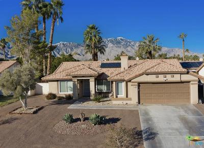 Cathedral City Single Family Home Active Under Contract: 30749 Camrose Drive