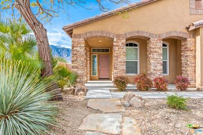 Palm Springs Single Family Home For Sale: 3431 East Suncrest Trails