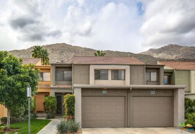 Palm Springs Condo/Townhouse Active Under Contract: 2027 South Ramitas Way