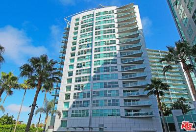 Marina Del Rey Condo/Townhouse For Sale: 13600 Marina Pointe Drive #402