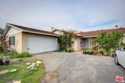 Arleta Single Family Home Active Under Contract: 13101 Mineola Street