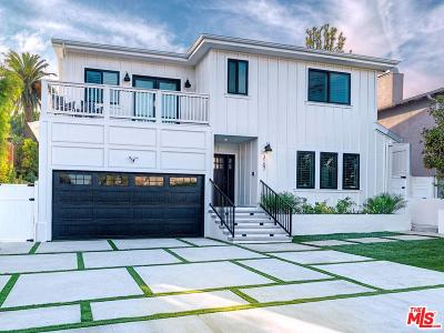 Los Angeles Single Family Home Active Under Contract: 3107 Malcolm Avenue