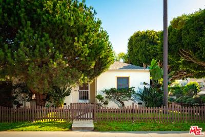 Santa Monica Single Family Home Active Under Contract: 1402 Oak Street