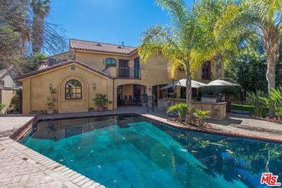 Sherman Oaks Single Family Home For Sale: 14257 Chandler