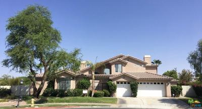 Rancho Mirage Single Family Home For Sale: 8 Queens Court