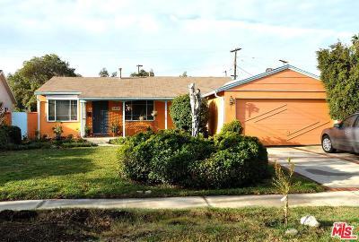 Single Family Home For Sale: 6459 Longridge Avenue