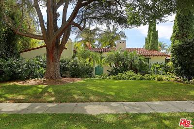 Beverly Hills Rental For Rent: 503 North Maple Drive