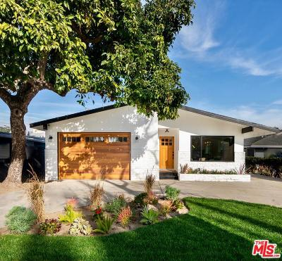 Burbank Single Family Home Active Under Contract: 404 South Reese Place