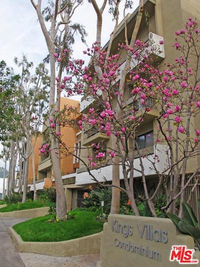 Los Angeles County Condo/Townhouse For Sale: 750 North Kings Road #220