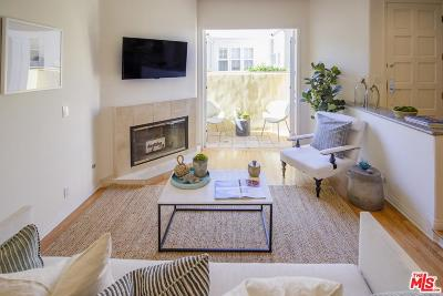 Santa Monica Condo/Townhouse Active Under Contract: 1127 20th Street #3