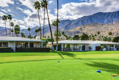Palm Springs Condo/Townhouse For Sale: 2220 South Calle Palo Fierro #19
