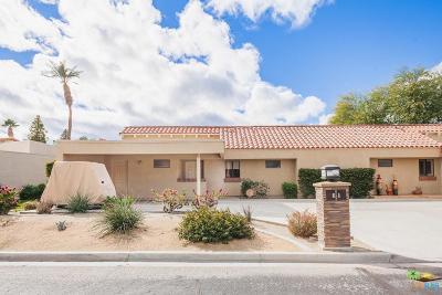 Palm Desert Condo/Townhouse For Sale: 77457 Preston Trails