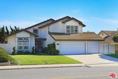 Camarillo Single Family Home For Sale: 2696 Amber Drive