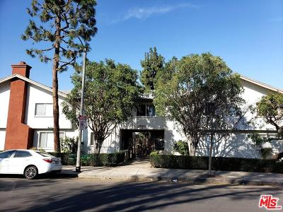 Tarzana Condo/Townhouse For Sale: 18611 Collins Street #E22