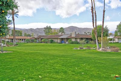 Rancho Mirage Single Family Home For Sale: 11 Swarthmore Court