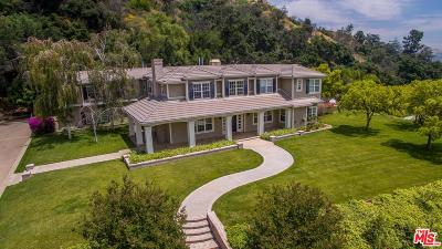 Glendora Single Family Home For Sale: 1170 North Easley Canyon Road
