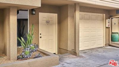 Studio City Condo/Townhouse Active Under Contract: 4164 Tujunga Avenue #102