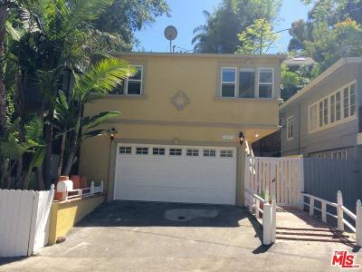 Single Family Home For Sale: 8506 Walnut Drive