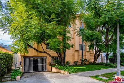 Valley Village Condo/Townhouse For Sale: 5241 Vantage Avenue #102