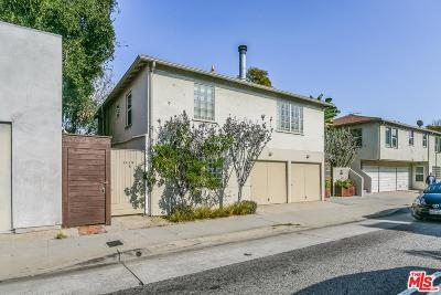 Santa Monica Single Family Home For Sale: 1419 Cloverfield Boulevard
