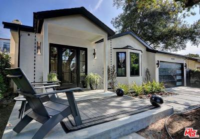 Studio City Single Family Home Sold: 4448 Kraft Avenue