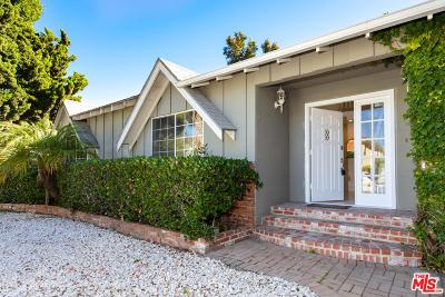 Los Angeles County Single Family Home For Sale: 1374 Rose Avenue