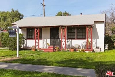 Los Angeles Single Family Home Active Under Contract: 929 East 118th Street