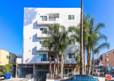 Hancock Park-Wilshire (C18) Condo/Townhouse Pending: 926 South Manhattan Place #302