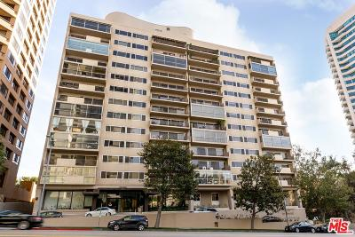 Los Angeles County Condo/Townhouse For Sale: 10450 Wilshire #PHE