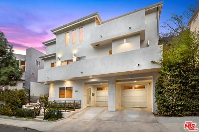 Sherman Oaks Single Family Home For Sale: 3552 Dixie Canyon Place