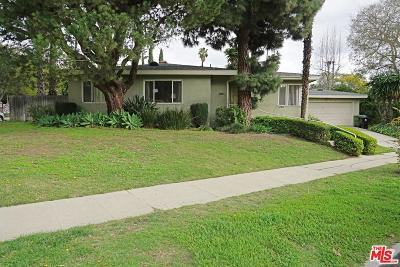 Beverlywood Vicinity (C09) Single Family Home For Sale: 2922 Beverwil Drive