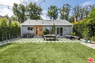 Santa Monica Single Family Home For Sale: 2508 Washington Avenue