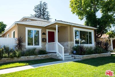 Encino Single Family Home Sold: 6139 Jamieson Avenue