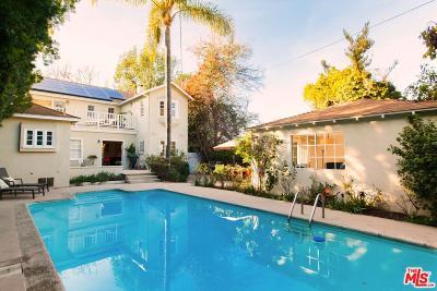 Sherman Oaks Single Family Home For Sale: 4148 Mammoth Avenue
