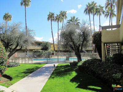Palm Springs Condo/Townhouse Active Under Contract: 1900 South Palm Canyon Drive #23