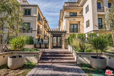 Beverly Hills Rental For Rent: 227 South Hamilton Drive #113