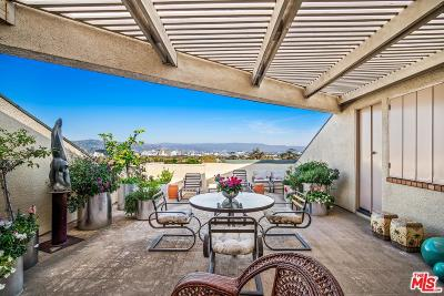 Los Angeles Condo/Townhouse For Sale: 2278 Century Hill