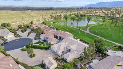 Palm Desert Single Family Home For Sale: 35715 Tympani Circle