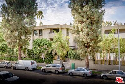Studio City Condo/Townhouse Sold: 11640 Woodbridge Street #301