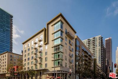 Los Angeles Condo/Townhouse For Sale: 645 West 9th Street #438